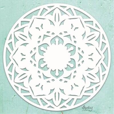 Mandala Chippies - Mintay by Karola