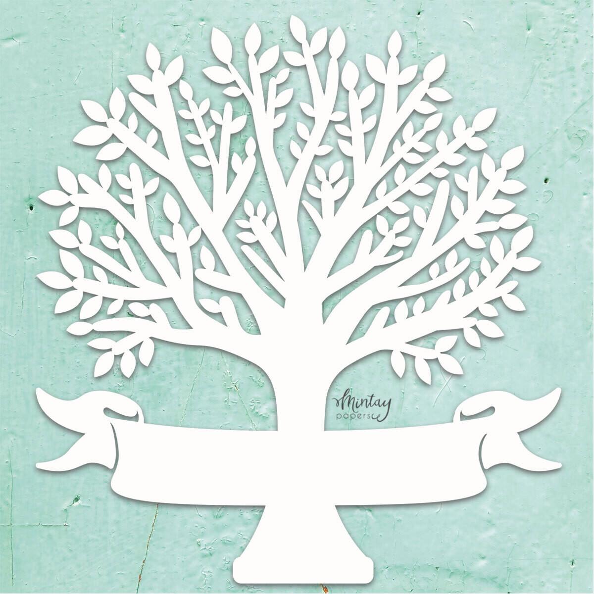 Family Tree Chippies - Mintay by Karola