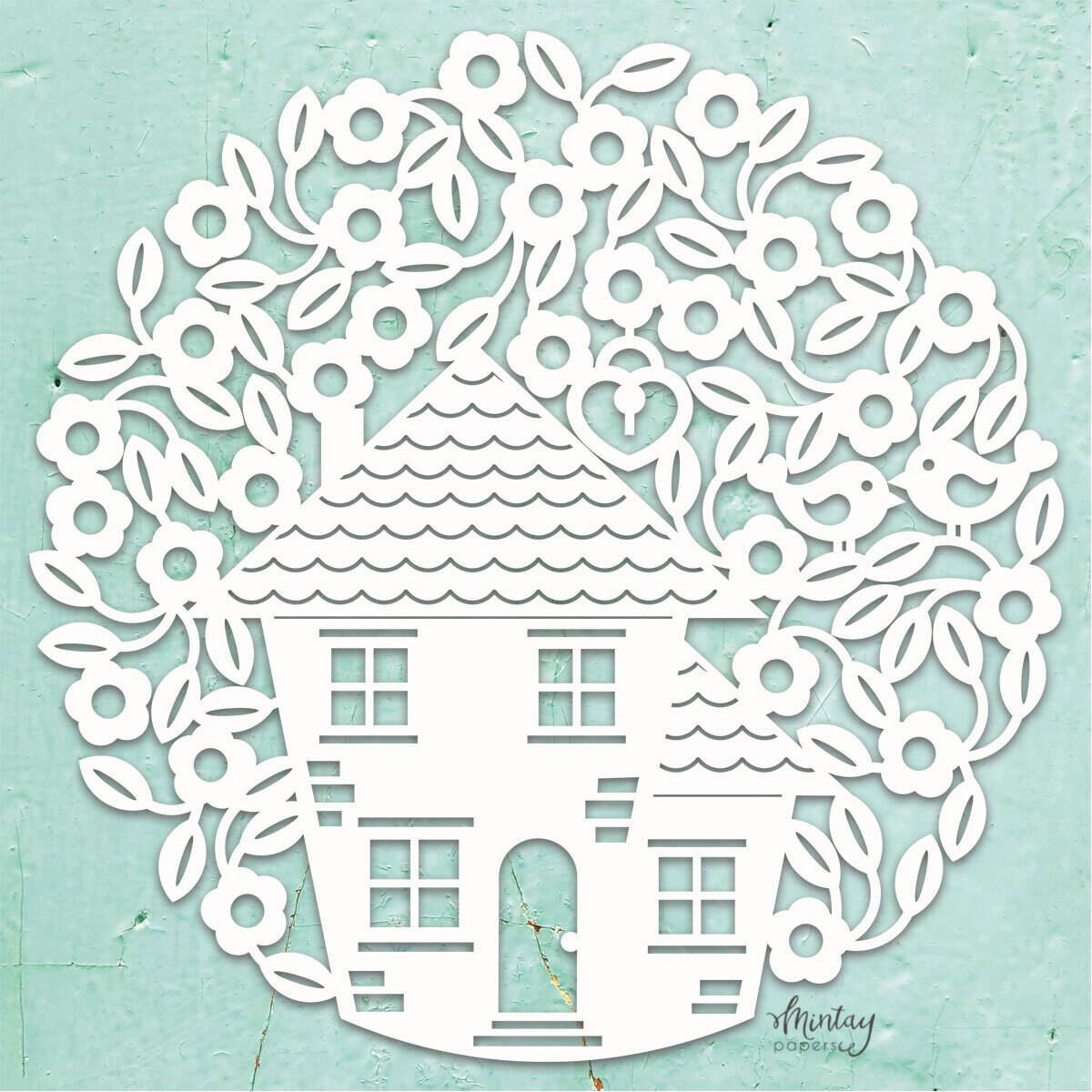 Tree House Chippies - Mintay by Karola