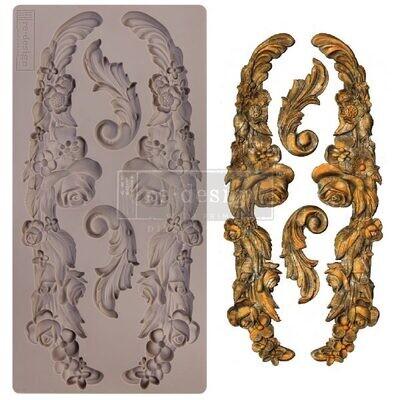 Delicate Floral Strands - Redesign Decor Moulds - Re-Design With Prima