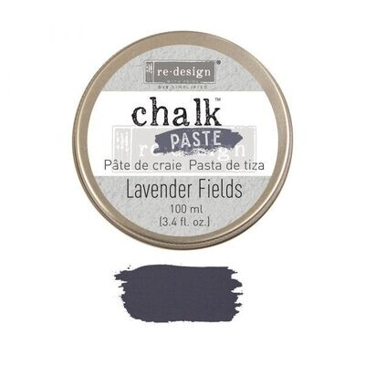 Lavender Fields - Chalk Paste - Re-Design With Prima