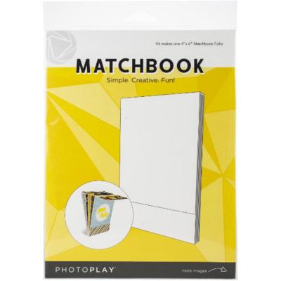 Matchbook White 4