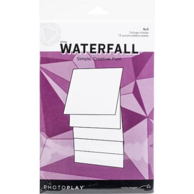 Waterfall Kit White 4
