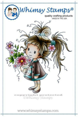 Dolly - Whimsy Stamps