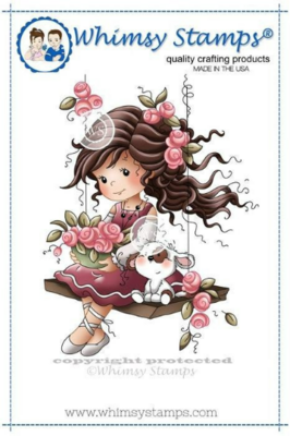 Emily - Whimsy Stamps