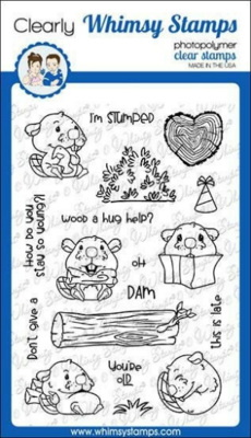 Oh, Dam! - Whimsy Stamps