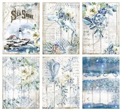 Romantic Sea Dream Collection A4 - Stamperia