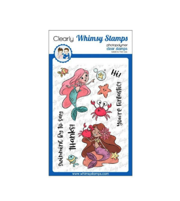Fintastic - Whimsy Stamps