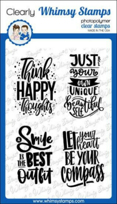 Positives - Whimsy Stamps