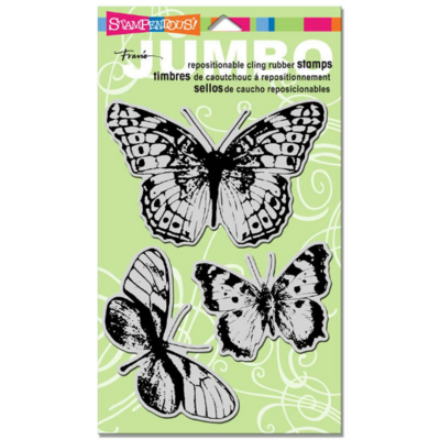 Butterfly Trio - Stampendous!