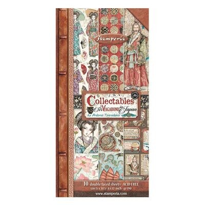 Sir Vagabond in Japan Collectibles - Stamperia