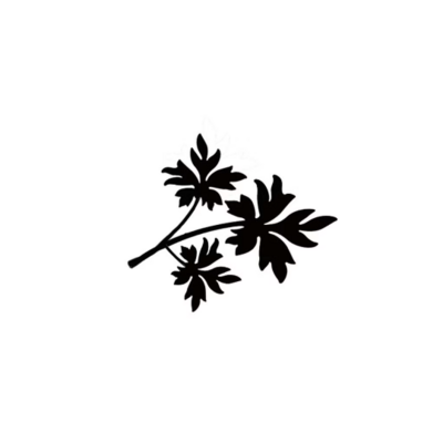 Mini Leaf - Lavinia Stamps