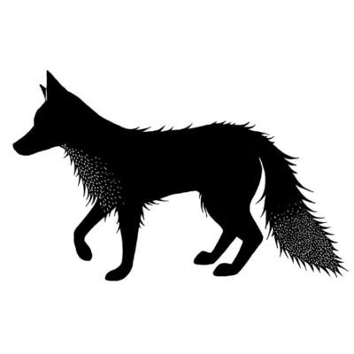 Fox 2 Peri - Lavinia Stamps