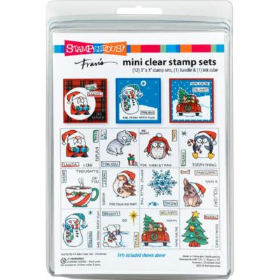 Christmas Mini - Stampendous!