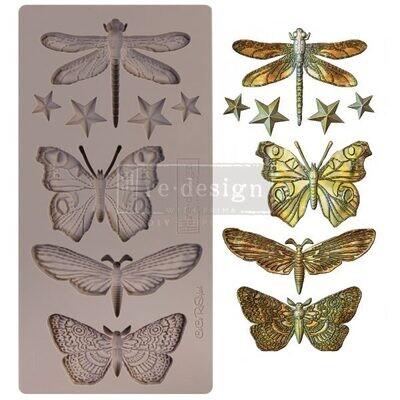Cece Insectica & Stars Silicone Mould - Re-Design With Prima