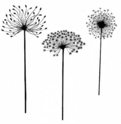 Dandelions - Lavinia Stamps