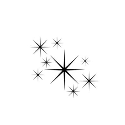 Mini Stars 1 - Lavinia Stamps