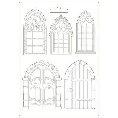 Doors and Windows - Stamperia - Sleeping Beauty