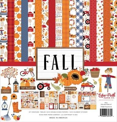 Fall 12x12 - Echo Park Paper Co.