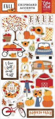 Fall Accents - Echo Park Paper Co.