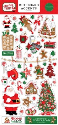 Christmas Cheer Accents - Carta Bella Paper Co.