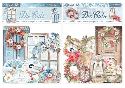 Winter Tales Collection - Stamperia