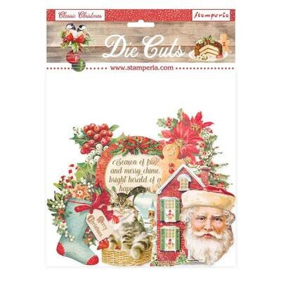 Classic Christmas Collection - Stamperia