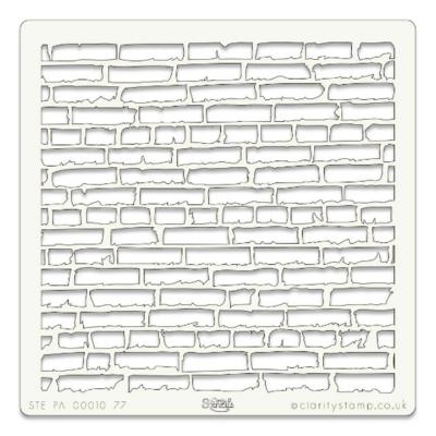 Brick Wall - Claritystamp