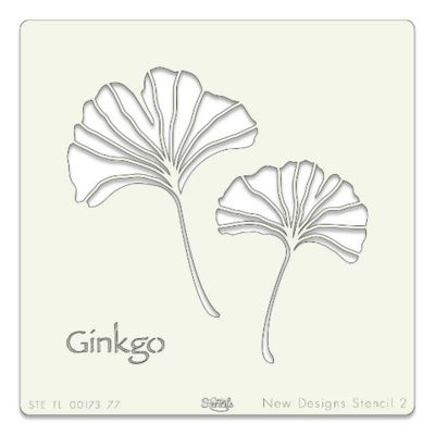 Gingko - Claritystamp