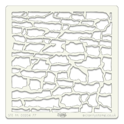 Stone Wall - Claritystamp