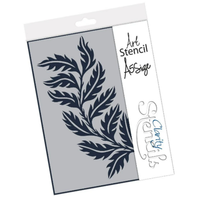 Leafy Strip - Claritystamp