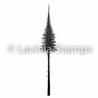 Fairy Fir Tree - Lavinia Stamps