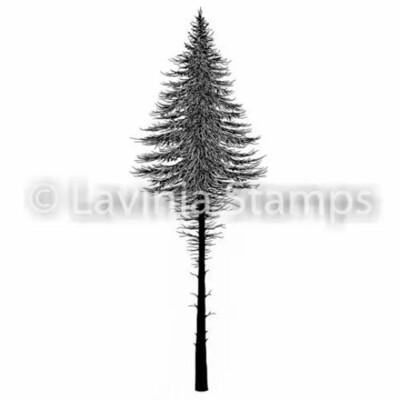 Fairy Fir Tree 2 - Lavinia Stamps