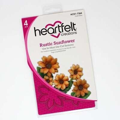 Rustic Sunflower - Heartfelt Creations