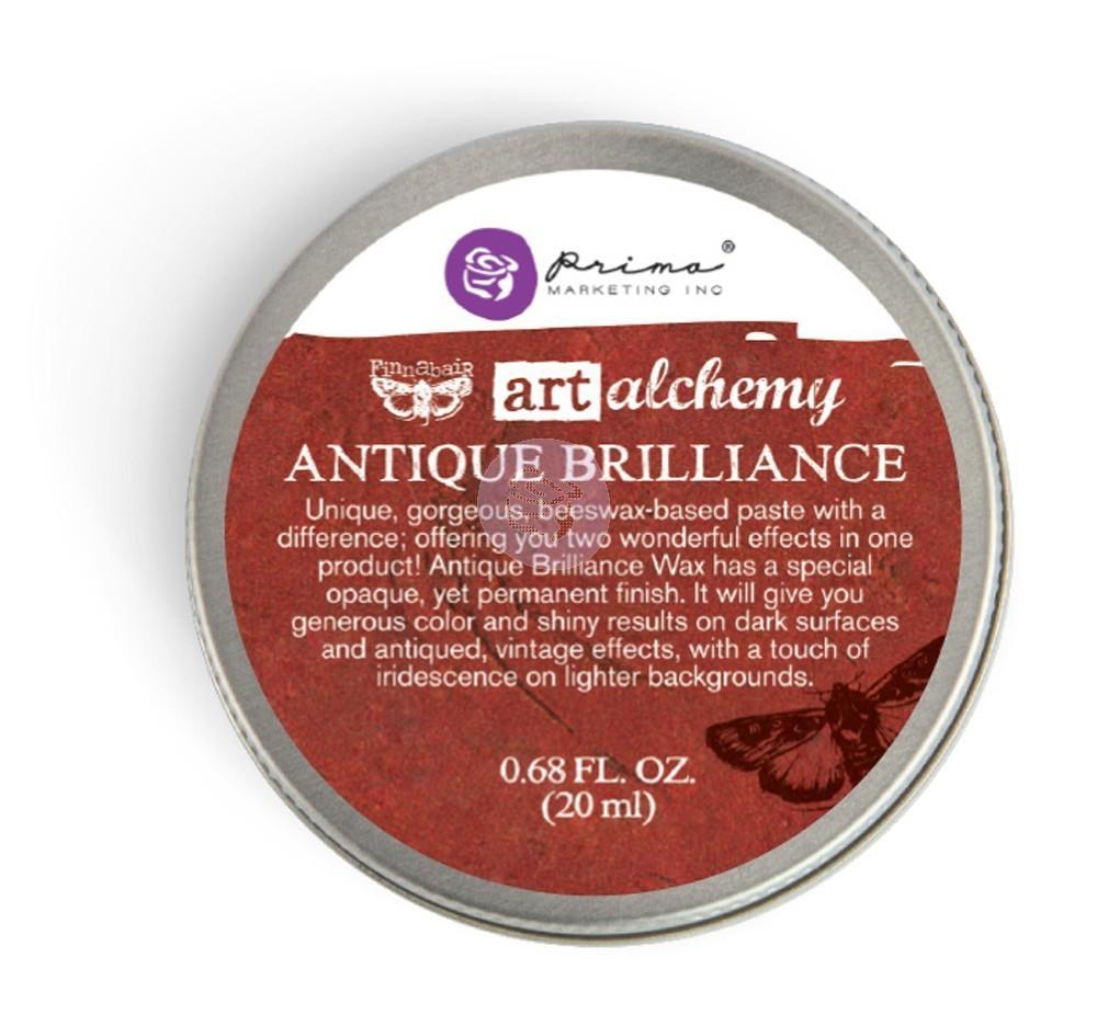 Fire Ruby - Prima Art Alchemy - Antique Brilliance