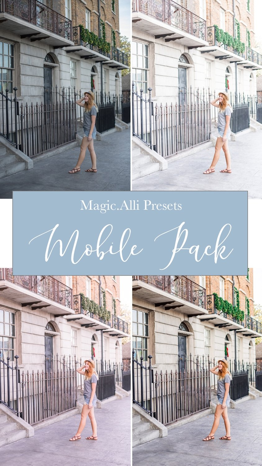 Magic.Alli Preset Pack