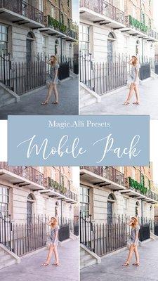 Magic.Alli Preset Pack