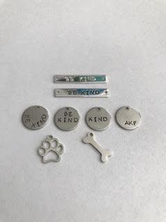 Custom Personalized AKF Charm Bracelet