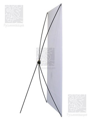 Стойка BASIC LUX для баннера 160×60 см