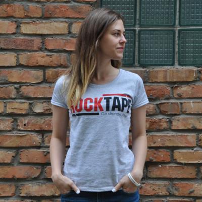 Женская футболка RockTape