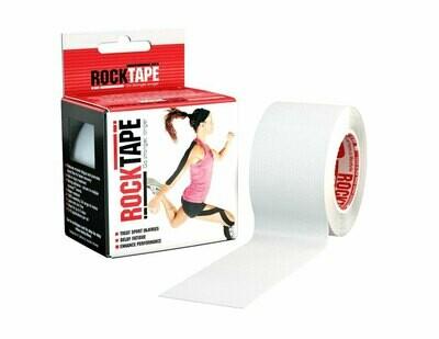 RockTape, 5см×5м, белый