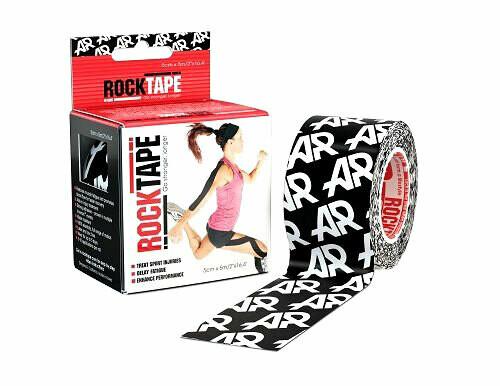 RockTape, 5см×5м, Adidas Runners (H2O)
