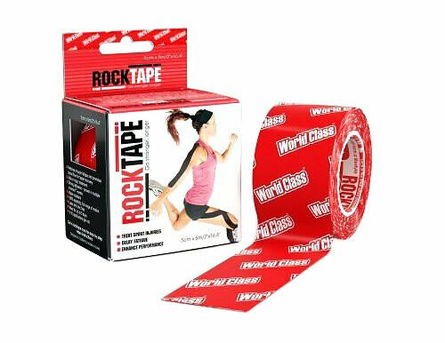 RockTape, 5см×5м, World Class