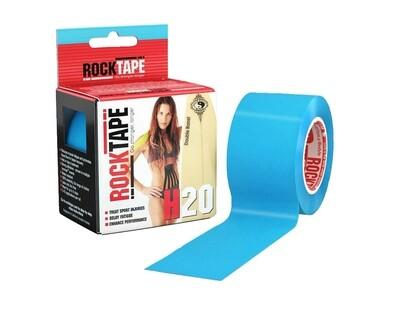 RockTape H2O, 5см×5м, голубой