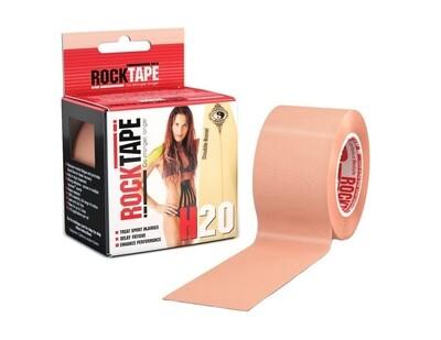 RockTape H2O, 5см×5м, телесный