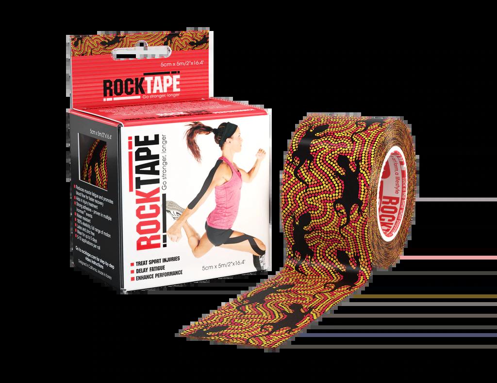 RockTape, 5см×5м, Goanna