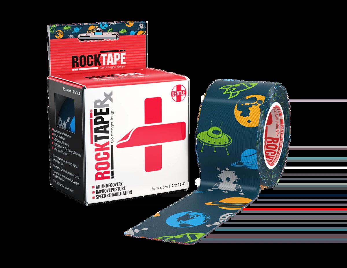 RockTapeRx, 5см×5м, Space