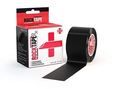 RockTapeRx, 5см×5м, черный