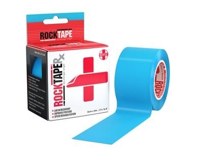RockTapeRx, 5см×5м, голубой