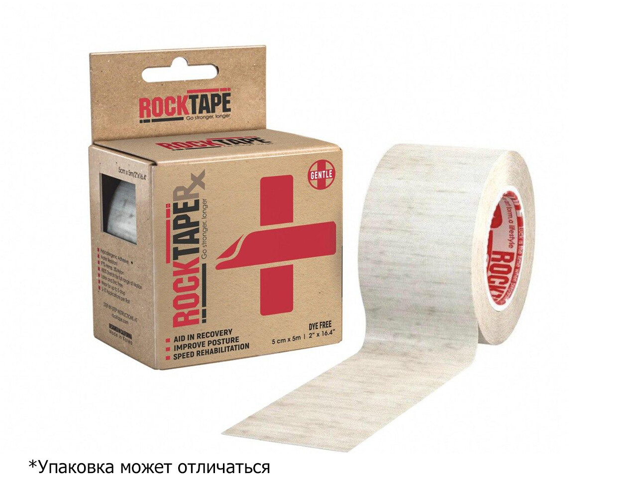 RockTapeRx COTTON (5см×5м)